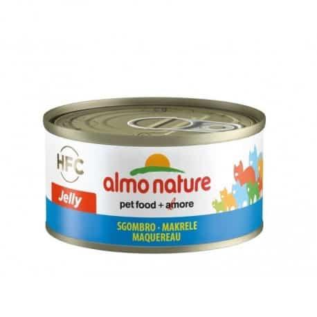 Pâté Maquereau pour chat Almo Nature