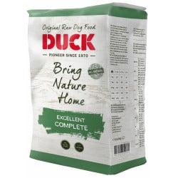 Alimentation surgelée pour chien DUCK excellent Complet