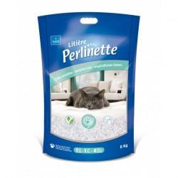 Litière perlinette pour chats sensibles