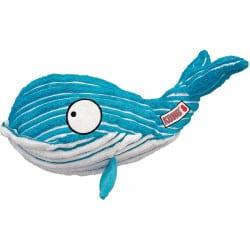 jouet peluche pour chien Kong cuteseas whale
