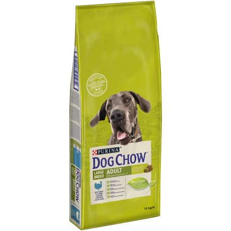 Croquettes pour grand chien Purina Dog Chow Large Breed