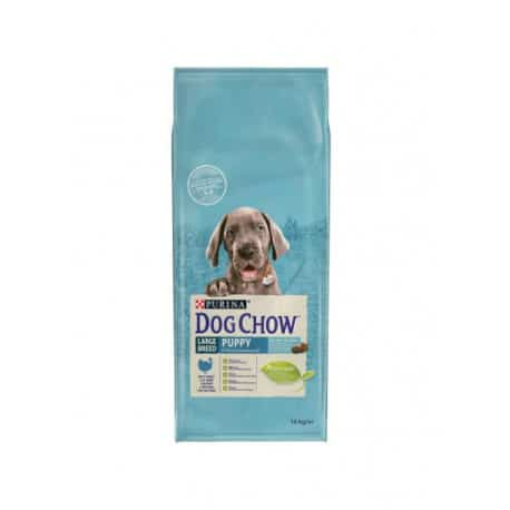 Croquettes pour grand chiot Purina Dog Chow