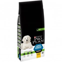 Croquettes grand chiot ProPlan Puppy Large Breed Robust, 14kg