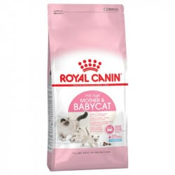 Croquettes pour chaton en sevrage Royal-Canin Mother & Babycat