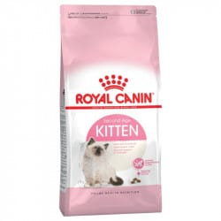 Croquettes pour chaton Royal-Canin Kitten second age