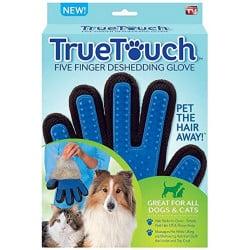 Gant True Touch toilettage chat et chien