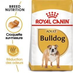 Croquettes pour chien Bouledogue Anglais adulte Royal Canin