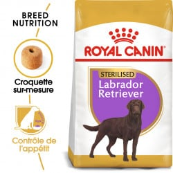 Croquettes pour Labrador Retriever Sterilised adulte Royal canin