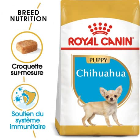 Croquettes pour chien Chihuahua Junior Royal Canin - 1,5Kg