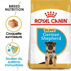 Croquettes pour chiot Berger Allemand Royal Canin