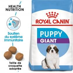 Croquettes pour très grand chiot Royal Canin Giant