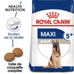 Croquettes pour chien Royal Canin Maxi Adult 5+
