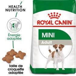 Croquettes pour petit chien Royal Canin Mini Adult