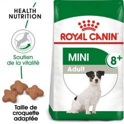Croquettes pour chien Royal Canin Mini adult 8 +