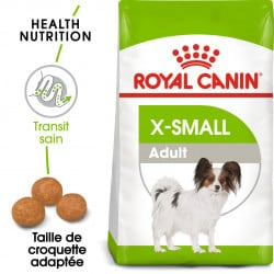 Croquettes pour chien toy adulte Royal Canin X-Small