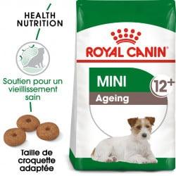 Croquettes pour petit chien Royal Canin Mini Ageing 12+
