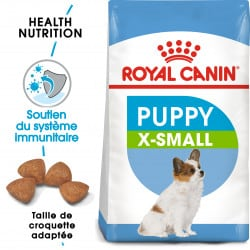 Croquettes pour chiot toy Royal Canin X-Small