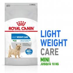 Croquettes light pour petit chien Royal Canin