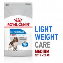 Croquettes light pour chien moyen Royal Canin