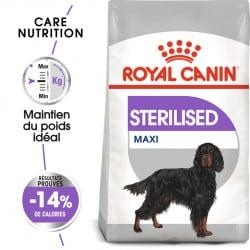 Croquette pour chien maxi stérilisé Royal Canin