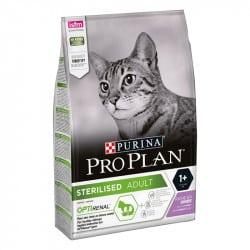 Croquettes chat stérilisé Purina ProPlan Sterilised