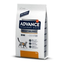 Croquettes pour chat en surpoids Advance Vet cat obesity