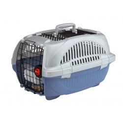 Caisse de transport Atlas Deluxe avec ouverture sur le dessus pour chien et chat
