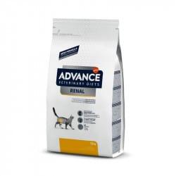 Croquettes pour chat, problèmes rénaux, Advance Vet cat renal failure