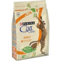Croquettes pour chat Purina Cat Chow au poulet/dinde, 3kg