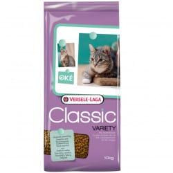 Croquettes pour chat premier prix Oke Cat, 10Kg