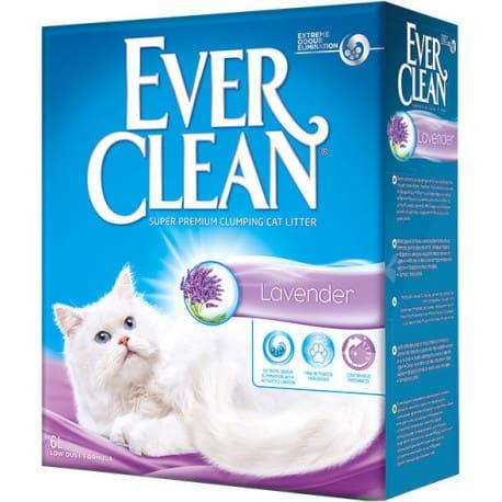 Ever clean parfum lnde 6 k