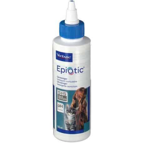 Epi-Otic nettoyant auriculaire - pour oreilles chat/chien