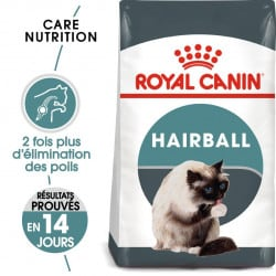 Croquettes pour chat anti boules de poils Royal-Canin Intense Hairball 34