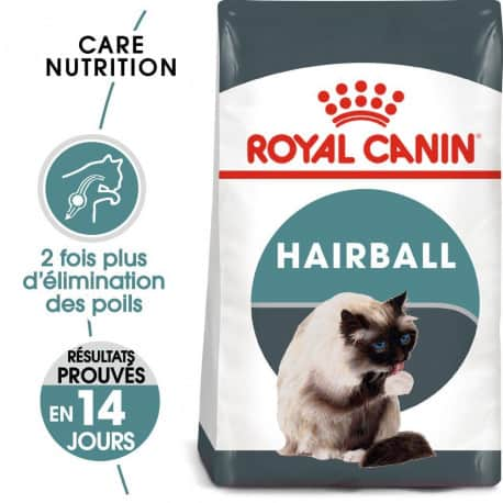 Croquettespour chat anti boules de poils Royal-Canin Intense Hairball 34
