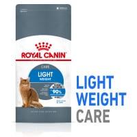 Croquettes pour chat avec embonpoint Royal-Canin Light 40