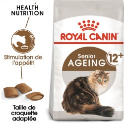 Croquettes pour chat mature Royal-Canin Ageing +12