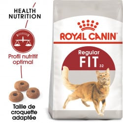 Croquettes pour chat Royal-Canin Fit 32