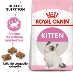 Croquettes pour chaton Royal-Canin Kitten 36