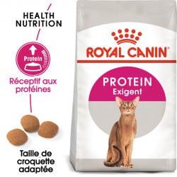 Croquettes pour chat difficile, protéines Royal-Canin Exigent 42
