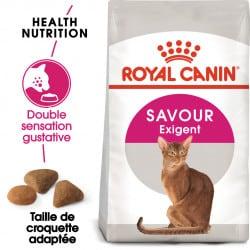 Croquettes pour chat difficile Royal-Canin Exigent 35/30 Savour sensation