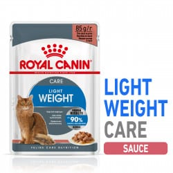 Émincés  pour chat Royal Canin: Ultra Light care