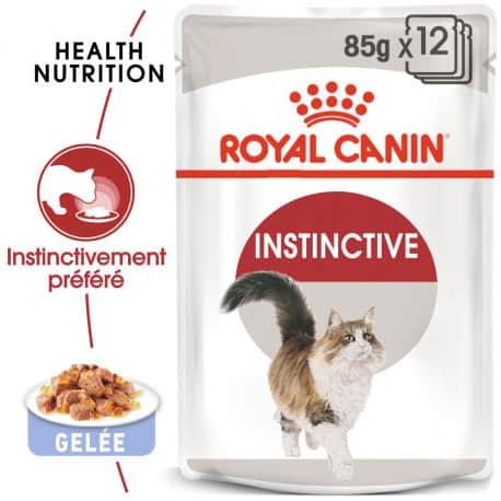 Royal Canin: Instinctive jelly