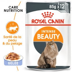 Émincés pour chat Royal canin: Intense Beauty