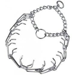 Collier pour chien étrangleur en métal Torquatus