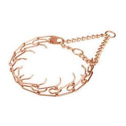 Collier pour chien étrangleur en métal curogan Torquatus