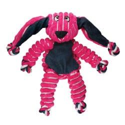 Jouet Kong floppy knots lapin Small/Medium pour chien
