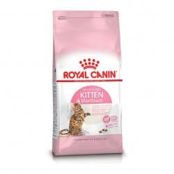 Croquettes chaton stérilisé, Royal-Canin Kitten Sterilised