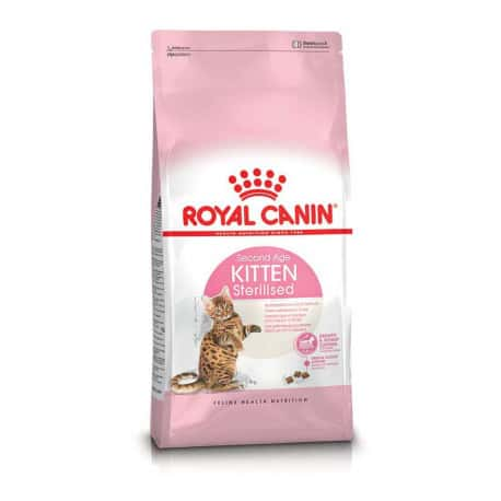 Croquettes chaton stérilisé, Royal-Canin Kitten Sterilised