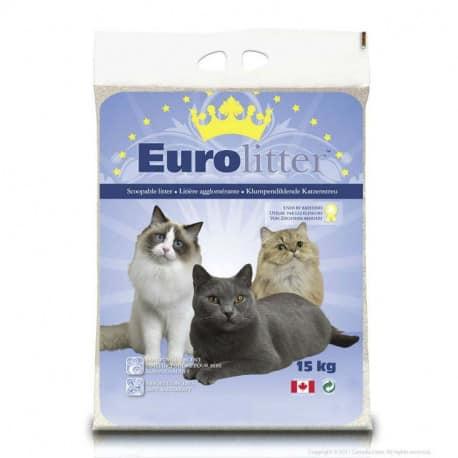 Eurolitter, la meilleure litière chat rapport qualité prix