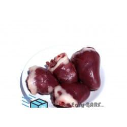 BARF Coeur de Dinde 3 Kg